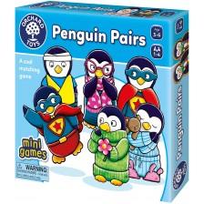 Orchard Toys Детска образователна игра Чифтове пингвини -1