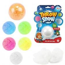 Детска играчка Toi Toys - Магически топки сняг, асортимент -1
