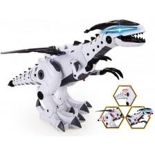 Детска играчка Ocie - Динозавър робот, със звук и светлина -1