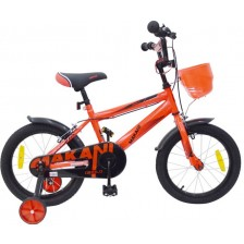 Детски велосипед 16'' Makani - Diablo, Red -1