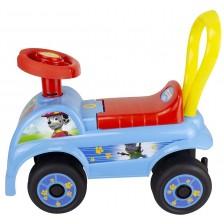 Детско камионче-проходилка D'Arpeje - Paw Patrol -1