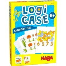 Детски карти за игра Haba Logicase - Природа -1