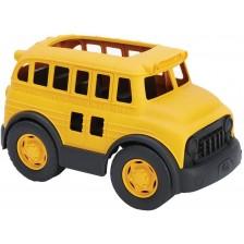 Детска играчка Green Toys - Училищен автобус -1