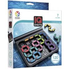 Детска логическа игра Smart Games - IQ Digits -1