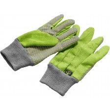 Детски работни ръкавици Haba Terra Kids - Зелени -1