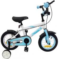 Makani Детски велосипед 12`` Windy White -1
