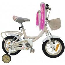 Makani Детски велосипед 12`` Breeze Light Pink -1