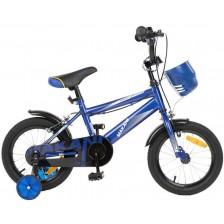Детски велосипед 14'' Makani - Diablo, Blue -1