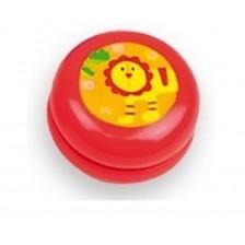Детска играчка Йо-Йо Аndreu Toys, червено -1