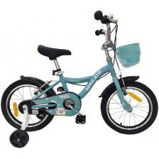 Makani Детски велосипед 16`` Bentu Cyan -1