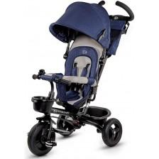 Детска триколка KinderKraft - Aveo, синя -1