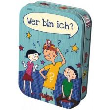 Детска игра Haba - Кой съм аз,  в метална кутия -1