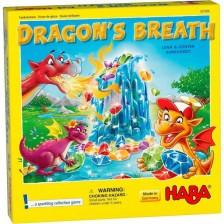 Детска игра Haba - Дъхът на дракона -1