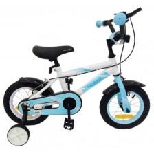 Детски велосипед 16'' Makani - Windy, White -1