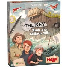 Детска настолна игра Haba - Кражба във Вила Клифорк -1