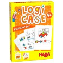 Детски карти за игра Haba Logicase - Ежедневие -1