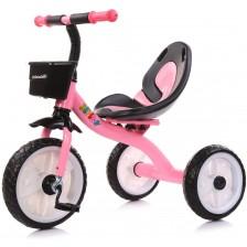 Детска триколка Chipolino - Strike, розова -1