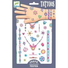 Детски татуировки Djeco Jenni'S Jewels -1