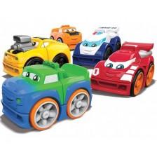 Детска играчка Mega Bloks - Количка, асортимент -1