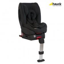 Детско столче за кола Hauck - Varioguard Plus Isofix, черно, до 18 kg -1