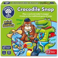 Детска образователна игра Orchard Toys - Крокодилска захапка -1