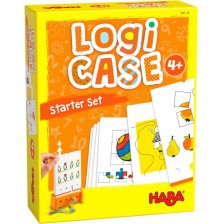 Детска логическа игра Haba Logicase -1