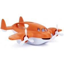 Детска играчка за баня Green Toys - Пожарен самолет -1