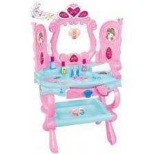 Детска тоалетка Ocie - Magic Dressing Table, със звук и светлина -1