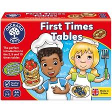 Детска игра Orchard Toys - Първи таблици за умножение -1