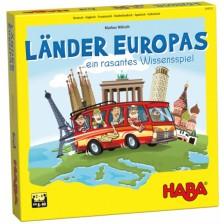 Детска игра Haba - Туристи в Европа -1