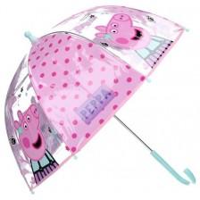 Детски чадър Vadobag - Peppa Pig Party -1