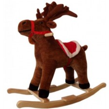 Детска играчка за яздене Moni - Еленче -1