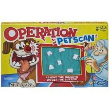 Детска игра Hasbro - Операция: Скенер за домашни любимци -1