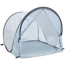 Детска палатка Babymoov - Blue Waves, с UV-филтър 50+ -1
