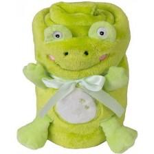Детско одеяло Baby Matex - Willy, Жабка -1
