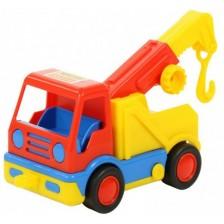 Детска играчка Polesie Toys - Кран Basics -1
