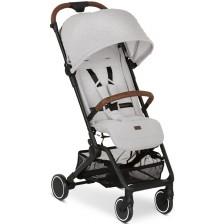 Детска лятна количка ABC Design - Ping Diamond,  сива -1