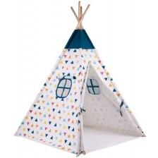 Детска палатка Bigjigs - Типи -1