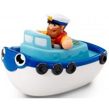 Детска играчка WOW Toys - Моторната лодка на Тим -1
