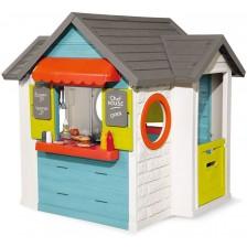 Детска къщичка Smoby - Chef House -1