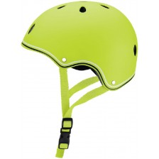 Детска каска Globber S - 51-54 cm, светло зелена -1