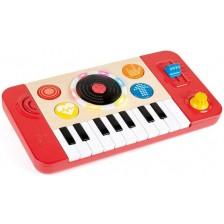 Детска музикална играчка Hape - DJ пулт -1