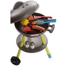 Детска играчка Ecoiffier -Грил барбекю, 15 части -1
