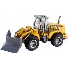 Детска играчка Force Link Engineering Vehicle - Снегорин, с радиоконтрол -1