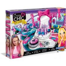 Детски комплект Clementoni Crazy Chic – Звездни прически -1