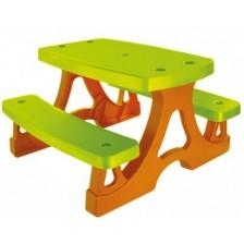 Детска маса за пикник Mochtoys -1