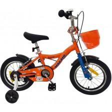 Makani Детски велосипед 14`` Bentu Orange -1