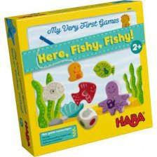 Детска игра Haba - Риболов -1