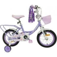 Makani Детски велосипед 14`` Breeze Purple -1