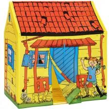 Детска палатка Pippi - Къщичката на Пипи Дългото чорапче -1